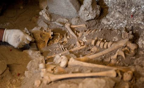 Bronze Age Forefathers' Genetics Live Out In 2 Out Of