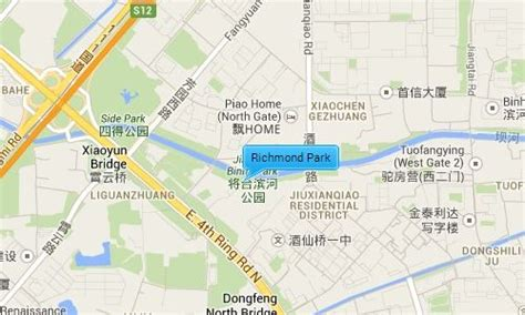 Richmond Park Beijing apartments, - Maxview Realty